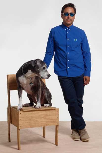 Stussy Deluxe 2012 Fall/Winter Lookbook