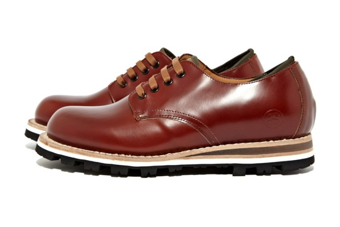 Stussy Deluxe x BePositive Work Shoe