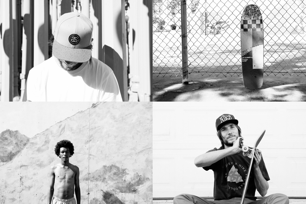 Stussy x Nike Off Mountain Series S&S Apparel Collection
