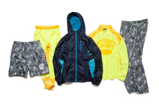 STUSSY SPORT by ONEHUNDRED ATHLETIC 2012 Fall/Winter Collection 3