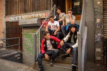 "STUSSY & THE HEARTBREAKERS 2012 Fall/Winter ""East Meets West"" Lookbook"