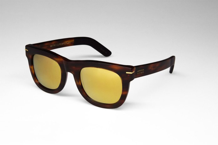 """SUPER """"The Golden State"""" Sunglass Collection"""