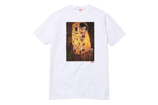 Supreme 2012 Fall/Winter Vienna Tee & 77 Tee
