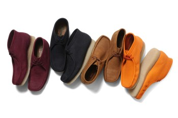 Supreme x Clarks 2012 Fall/Winter Wallabee Boot