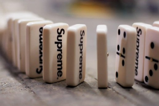 "Supreme ""Dominoes"" Video"