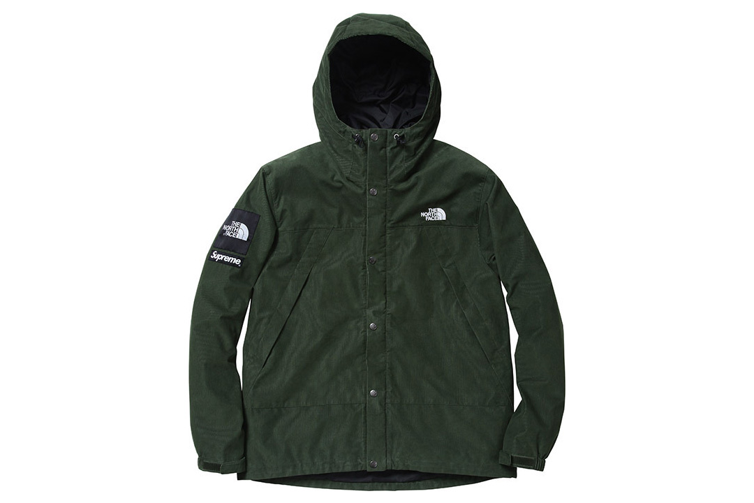 Supreme x The North Face 2012 Fall/Winter Collection - A Closer Look