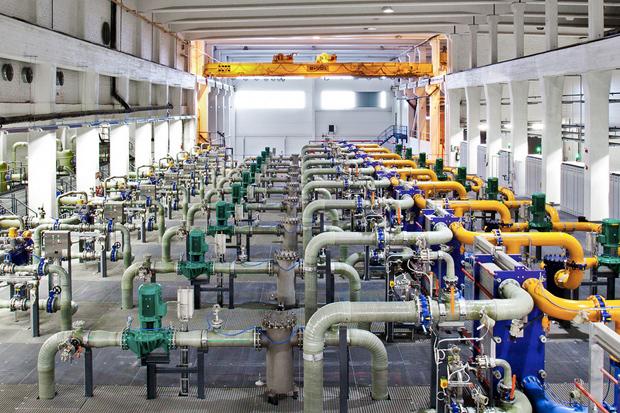 take a look inside googles high tech data centers