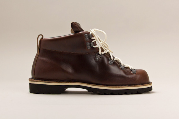 Tanner Goods x Danner Mountain Trail Left Bank Boot