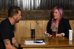 The Artist Series with Gavin McInnes Featuring Kathy Grayson