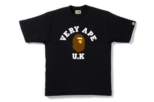 BAPE STORE London Celebrates 10 Years with the Reintroduction of VERY APE UK