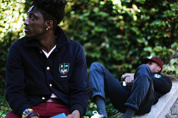 The Brooklyn Circus x SHIPS 35th Anniversary Varsity Blazer