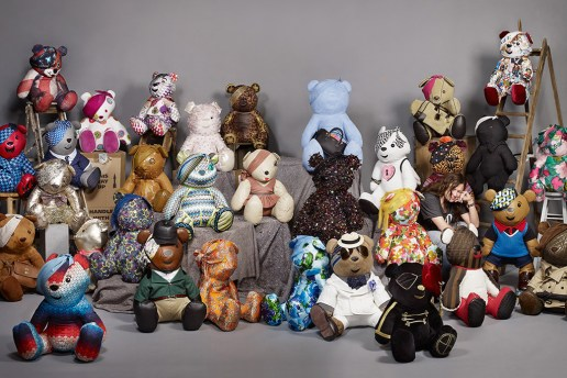 The 2012 Designer Pudseys for Children in Need