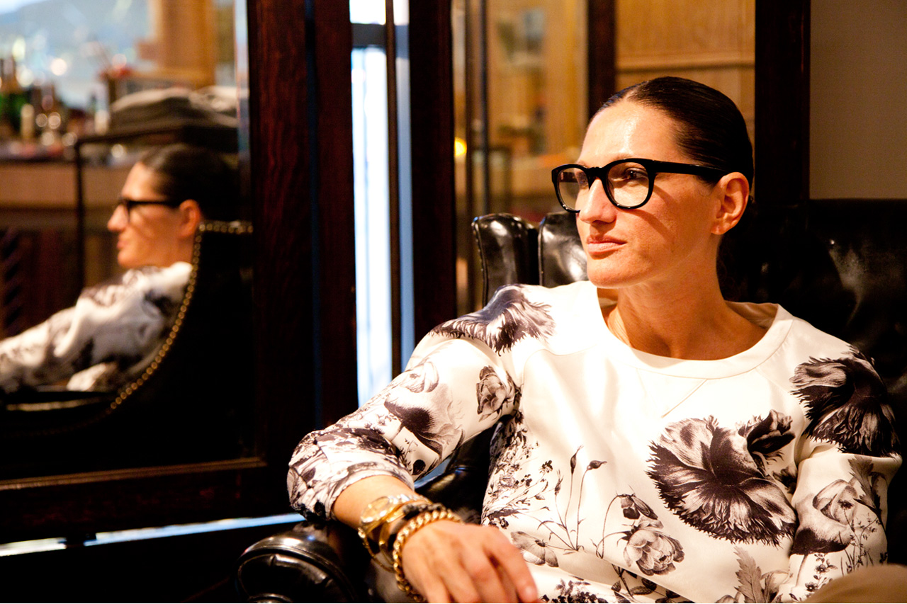 the direction and future of j crew with creative director jenna lyons