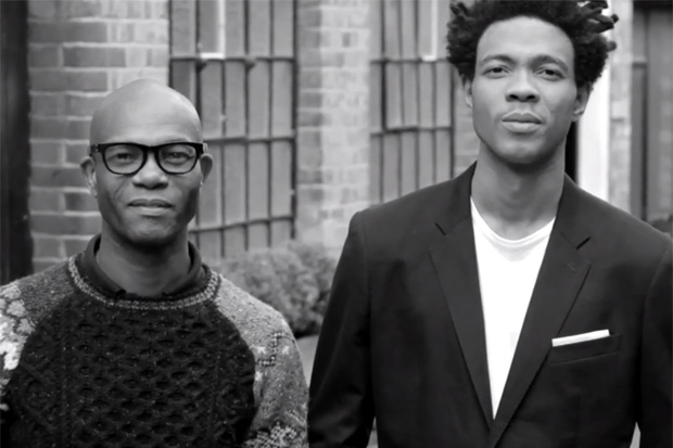 The Father-Son Design Duo behind Casely-Hayford