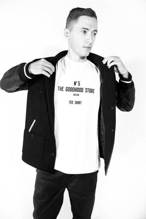 The Goodhood Store 5th Anniversary Lookbook