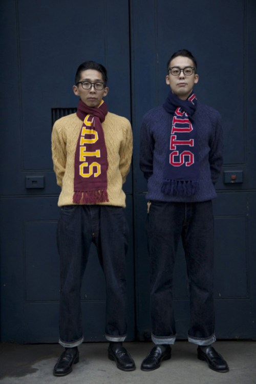"The Hideout 2012 Fall/Winter ""Shore Leave"" Lookbook"
