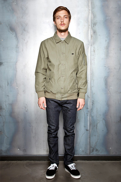 The Hundreds 2012 Fall/Winter Public Label Collection