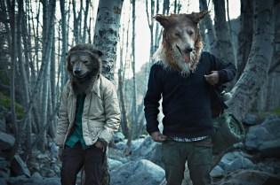"The Hundreds 2012 Winter ""Man vs. Beast"" Lookbook"