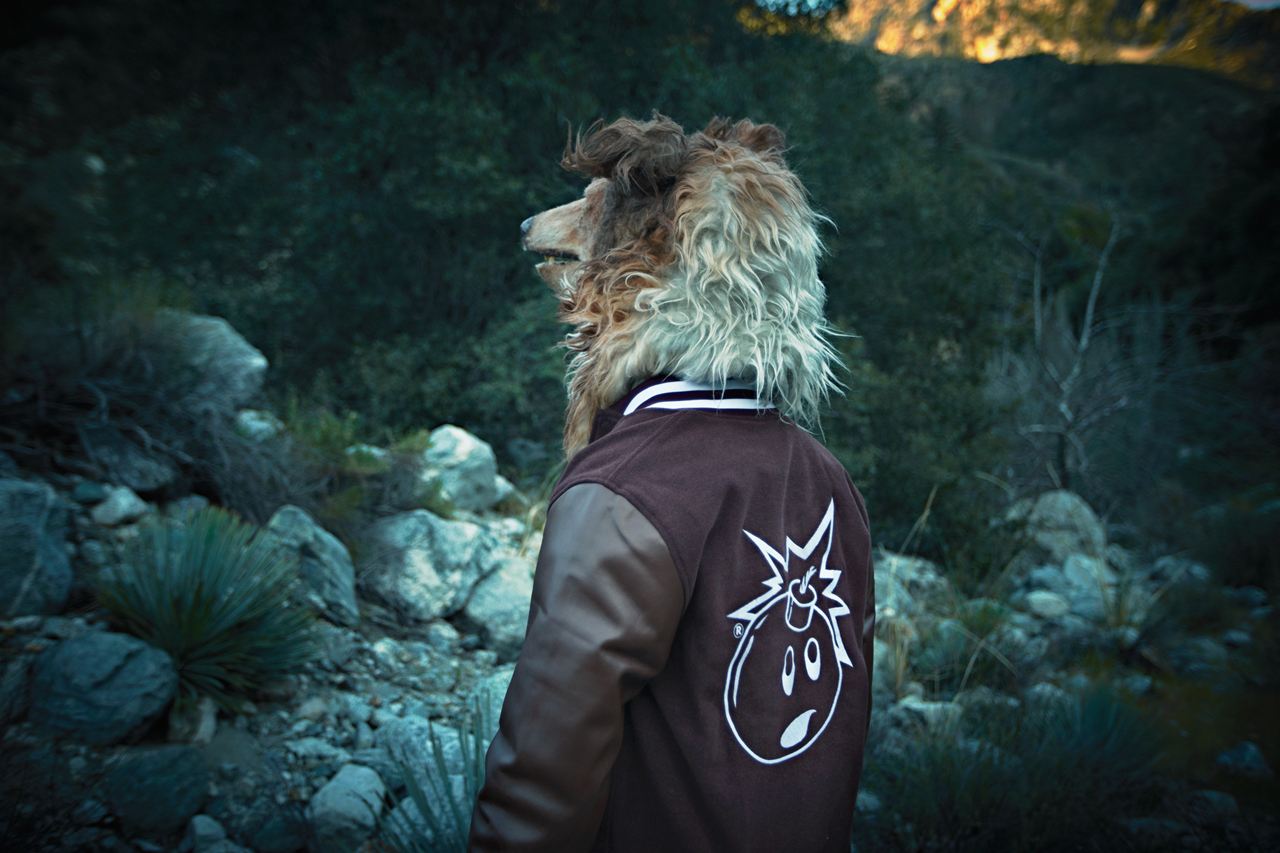 the hundreds 2012 winter man vs beast lookbook