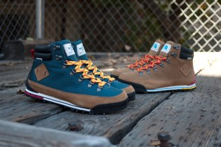 The North Face 2012 Fall/Winter Back to Berkeley Hiking Boots