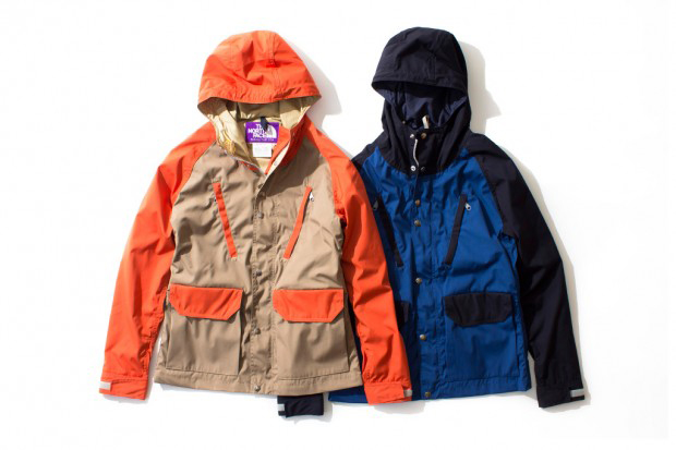 the north face purple label 2012 fall winter outerwear collection