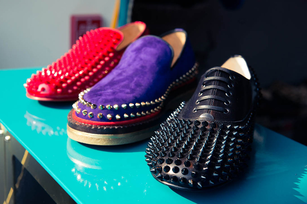 Three Stylish Editors Take On Louboutin's First North American Men's Boutique