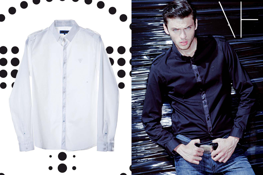 tiesto x guess 2012 fall winter lookbook