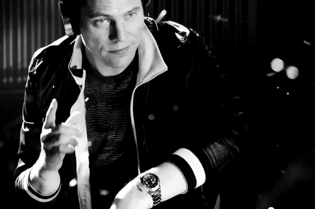 Tiësto x GUESS Present Their Las Vegas Performance and Runway Show