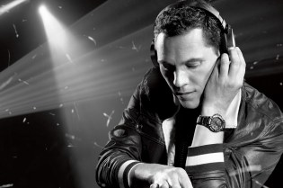 Tiësto x GUESS Launch the VIP Tour with Tiësto Sweepstakes!