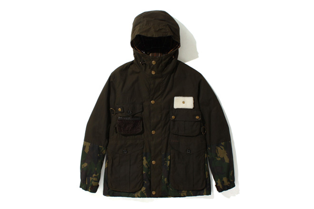 "Tokito x Barbour 2012 Fall/Winter ""Beacon Heritage"" Collection"