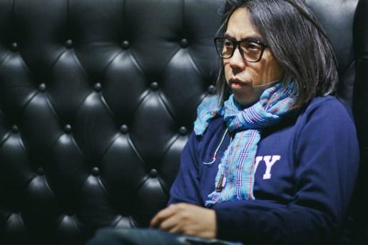 TRAVERSE TOKYO Talks Range Rover Vogue with Hiroshi Fujiwara