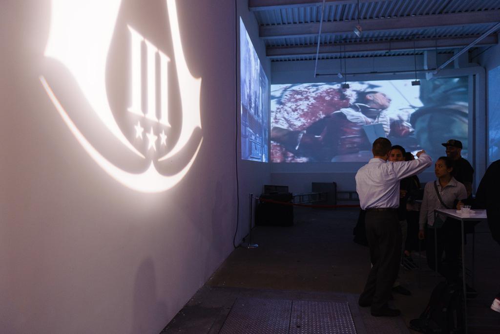 "Ubisoft's Assassin's Creed III / Rock the Vote ""Art of the Assassin"" New York City Recap"