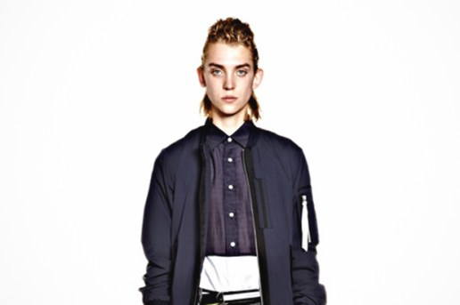 undecorated MAN 2013 Spring/Summer Collection
