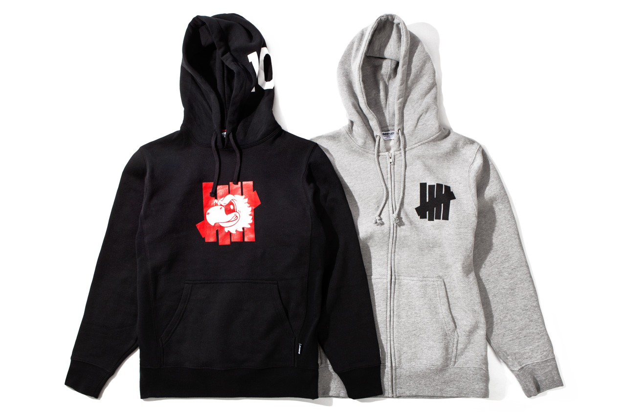 Undefeated 2012 Fall/Winter Sweat & Outerwear Collection