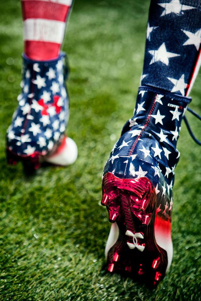 under armour x boston college freedom football uniforms