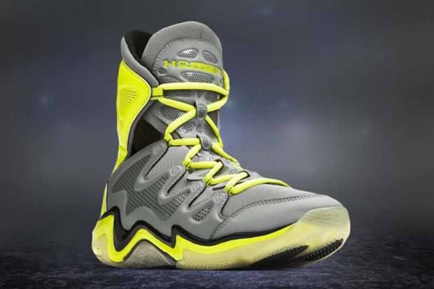 """Under Armour Redefines the Modern """"High-Top"""" with the Micro G Charge BB"""