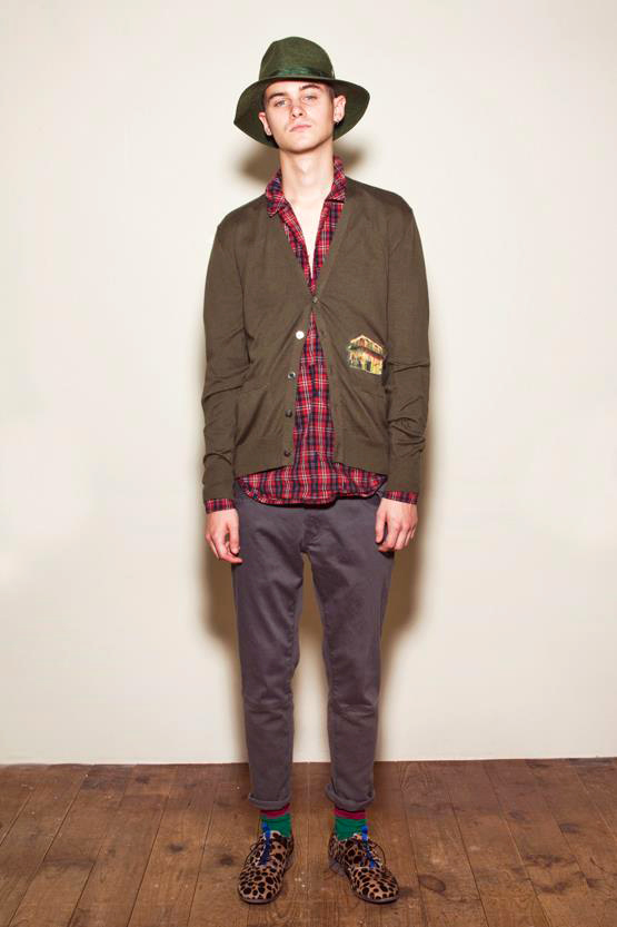 undercover 2013 spring summer collection