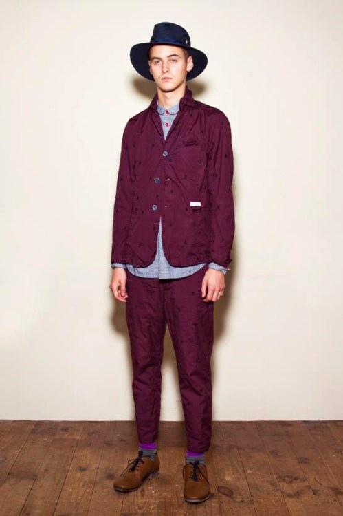 UNDERCOVER 2013 Spring/Summer Collection