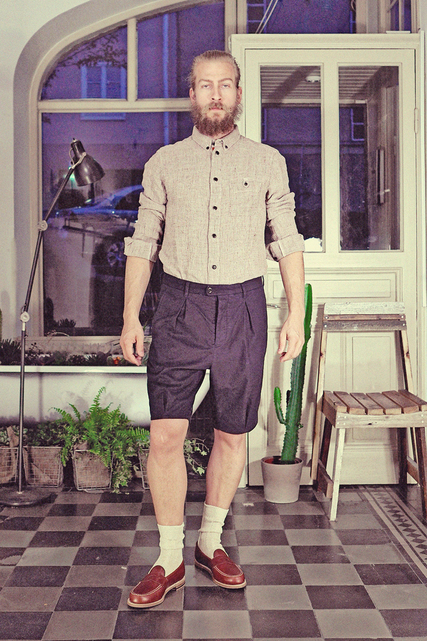 uniforms for the dedicated 2013 spring summer collection