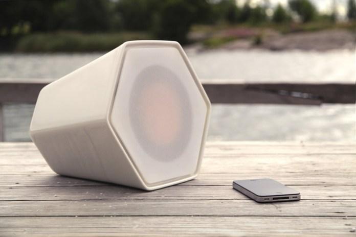 UNMONDAY Unravel 4.3L Ceramic Airplay Speaker System