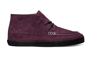 Vans California 2012 Fall/Winter Suede Mesa Moc