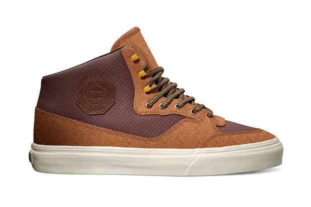 Vans California 2012 Holiday Vintage Buffalo Boot CA