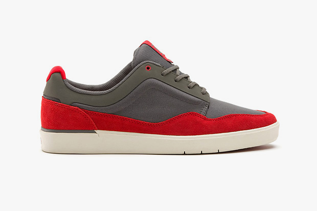 "Vans LXVI 2012 Fall/Winter ""Red & Gray"" Pack"