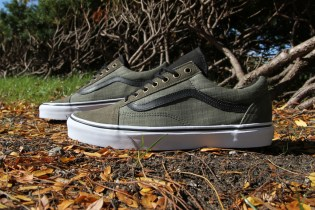 "Vans Old Skool ""Washed Ripstop"""