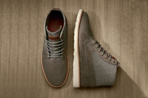 Vans OTW 2012 Fall/Winter Military Breton Boot