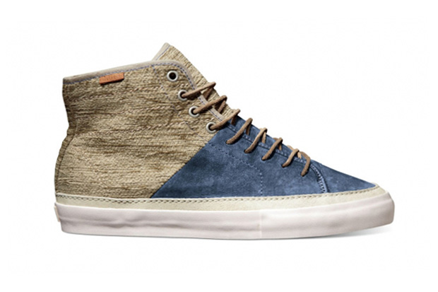 Vans Vault 2012 Fall/Winter Priz Hi Lace II LX