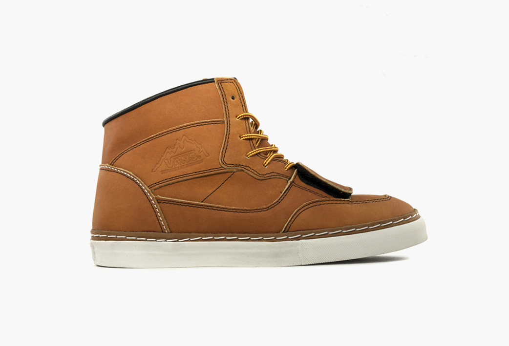 vans vault 2012 fall horween mt edition catchers mitt