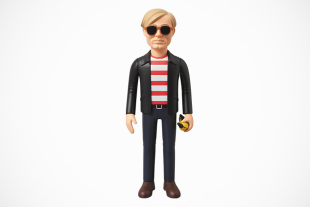 vcd andy warhol normal version figure