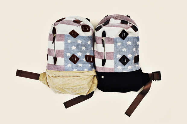 visvim 2012 fall winter man with no country collection preview