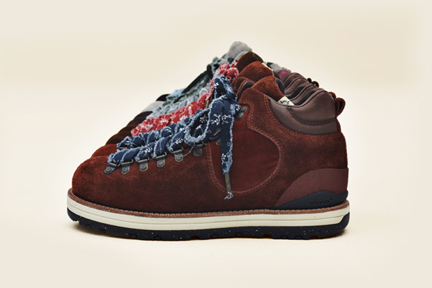 "visvim 2012 Fall/Winter ""Man With No Country"" Collection Preview"